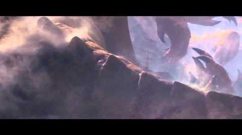 GODZILLA (2014) - Comic-Con Teaser Trailer