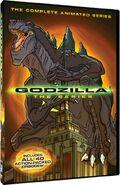 GodzillaTheSeries Complete MCE