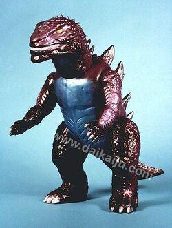 Mmt usagodz Godzilla 1998 (Ameri-Goji)