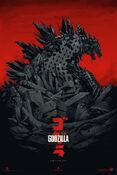 Godzilla by Phantom City Creative