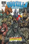 Godzilla Rulers of Earth 8