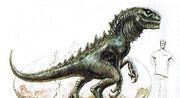 Orginal Baby Godzilla