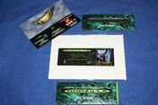 2! GODZILLA MOVIE CELL PROMOS (First Showing May 19, 1998)