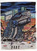 Godzilla by tadeu costa-d425psn (1)