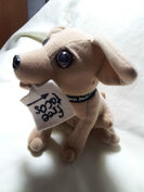 Yo Quiero Taco Bell Chihuahua Dog Toy Plush Here Lizard Lizard Godzilla 19982