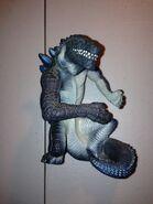 Godzilla (American) 1998 Toy Action Figure Statue Kaiju0
