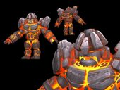 More Magnarok mesh for you guys! Magnarock will be one of the characters of the Kaiju Combat free release Presenting Kaiju Land!