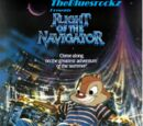 Flight of the Navigator (TheBluesRockz Animal Style)