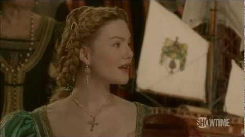 The Borgias - Sweet Lady Lucrezia
