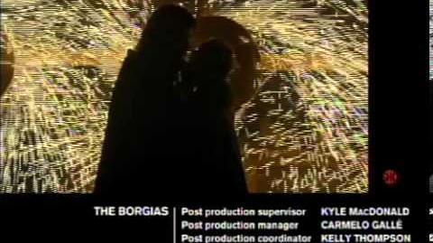 The Borgias 3x6 promo