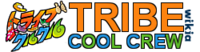 Tribe cool crew wordmark