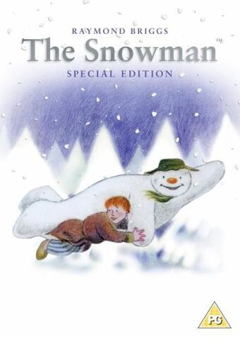 File:The Snowman Special Edition DVD.jpg