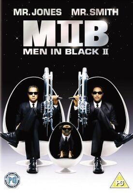 Men in Black II 2007 DVD