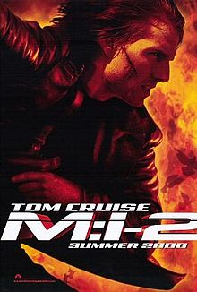 Mission impossible II poster