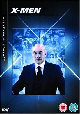 X-Men Definitive Edition DVD