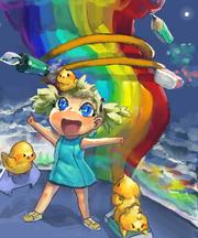 I rainbow