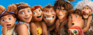The-Croods (Family)