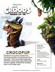 Crocopup