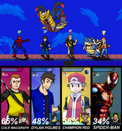 Crossover DS Battle