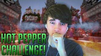HOT PEPPER CHALLENGE!