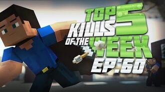 Minecraft - Top 5 Kills of ALL TIME!! (Minecraft Videos)