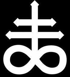 Satanic-cross