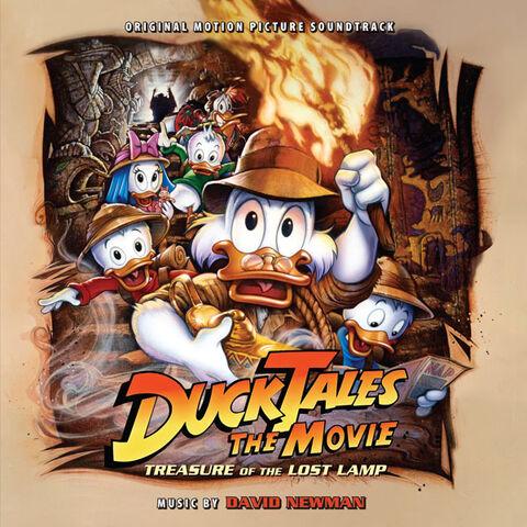 File:DuckTales movie soundtrack cover.jpg
