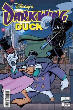 Darkwing Duck Issue 6A