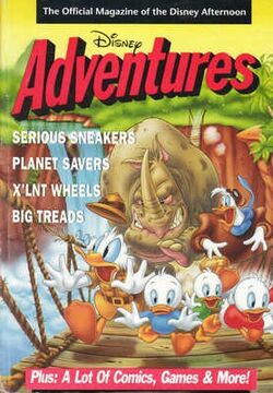 DisneyAdventures-PreviewIssue