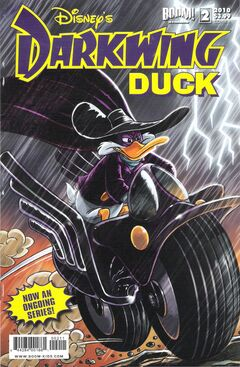 Darkwing Duck BoomStudios 2A