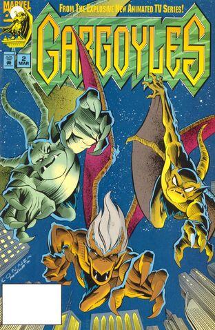 File:Gargoyles comic2.jpg