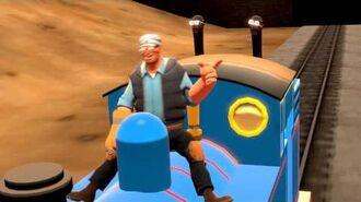 -SFM- Thomas the hood certified engine