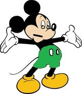 Sickey Mouse