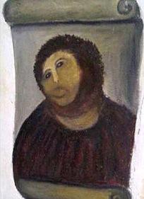 Ecce Homo (Elías Martínez, Cecilia Giménez)