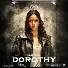 Dorothy tarot