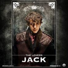 Jack tarot