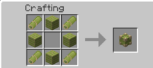 Bamboo Crate Crafting