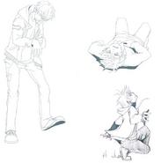 Lee-Rang sketches
