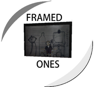 The framed ones
