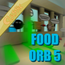 Food orb 5 icon