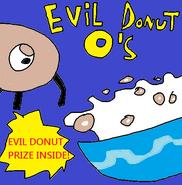 Evil donut o's