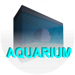 Badge aquarium