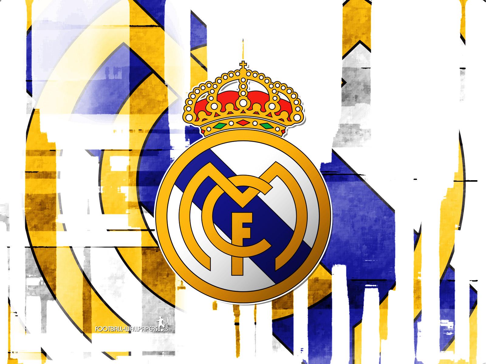 Image - Real Madrid logo wallpaper 001.jpg | Football Wiki ...