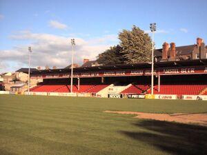 St. Patrick's Athletic FC Stadium 001