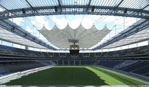 Eintracht Frankfurt stadium 001