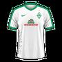 Werder Bremen 2016–17 third
