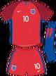 England Euro 2016 away kit