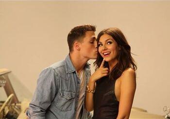 Best Music Video - Diamond and her boyfriend