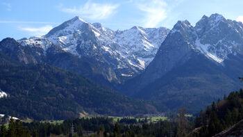 German-alps