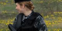 Major Laura Cadman